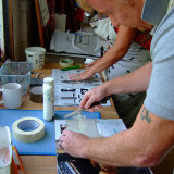 Introducing Collagraphs; two day course