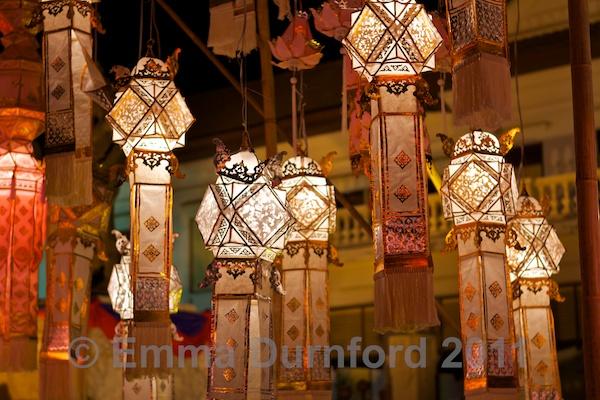 Lanna lanterns