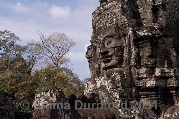 Central temple - Bayon