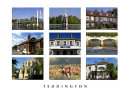 POSTCARD - Teddington montage