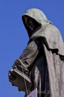 Statue of Giordano Bruno