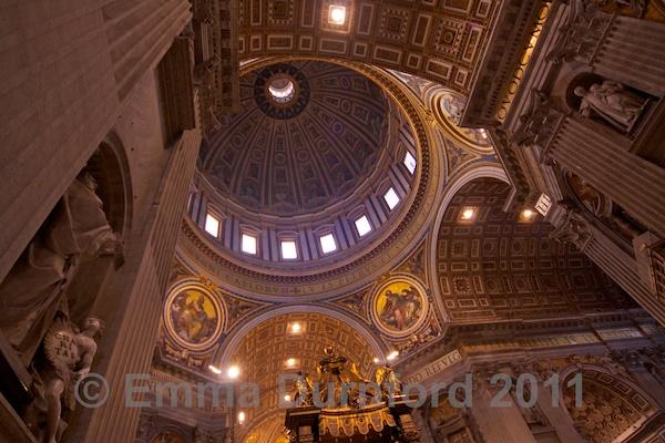 St Peter's Cupola