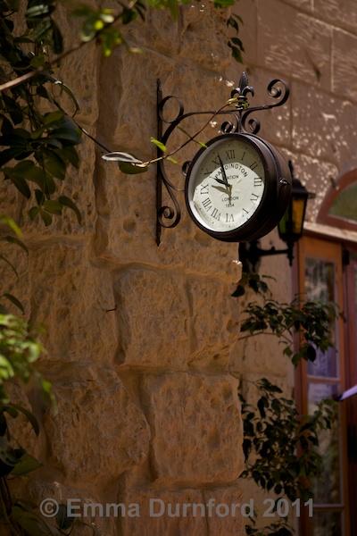 'Paddington clock'