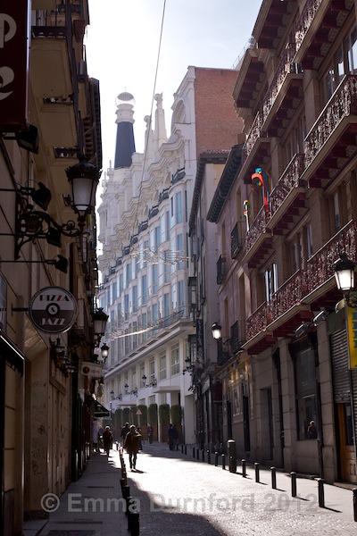 Calle Nunez de Arce