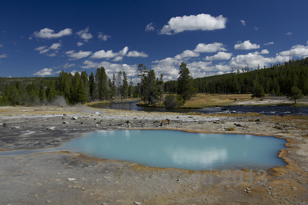 Black Opal Pool