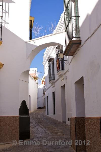 Calle del Arquillo de San Felipe