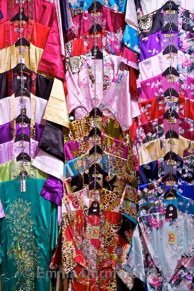Silk Tunics