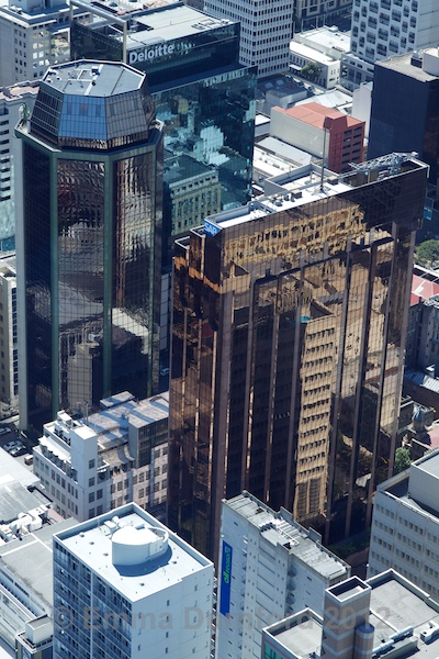 IAG Building and BNZ Tower