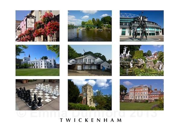 Twickenham Montage