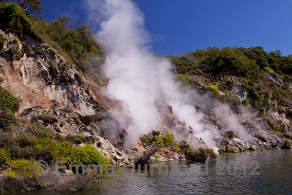 Steaming Cliffs