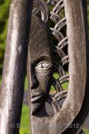 Maori sculpture