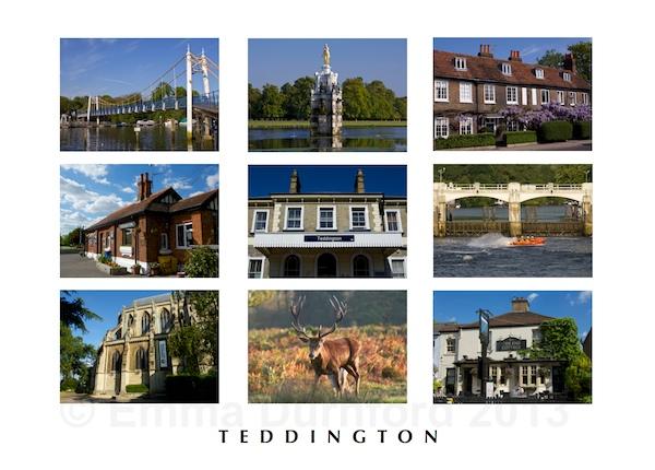 Teddington Montage