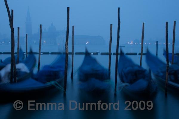Dawn over Venice