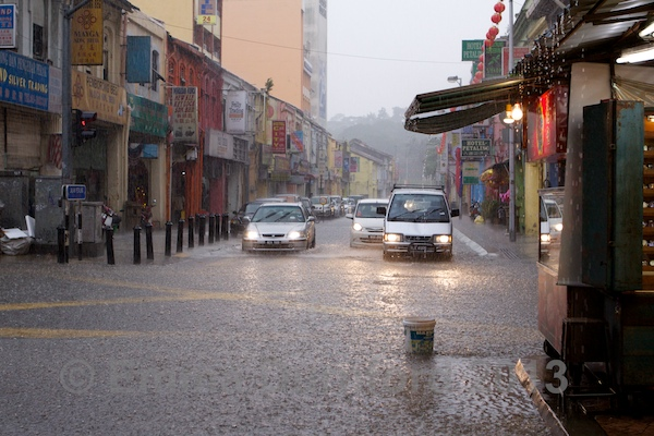 Monsoon in Chinatown