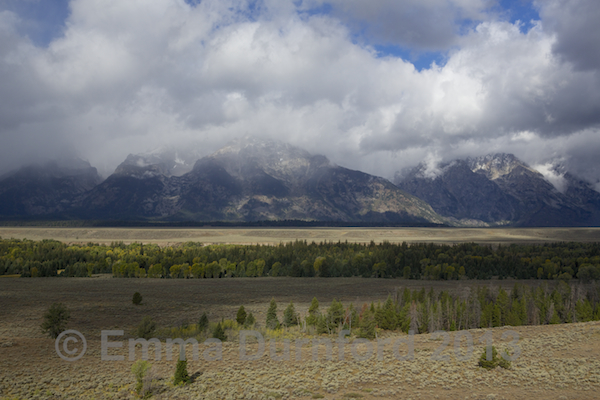 Grand Tetons Glaciers