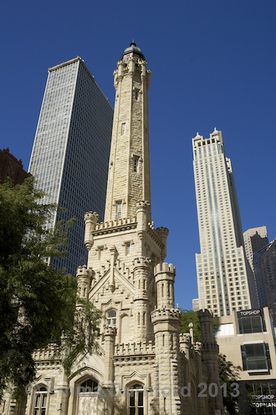 Chicago Water Tower and Pumping Station