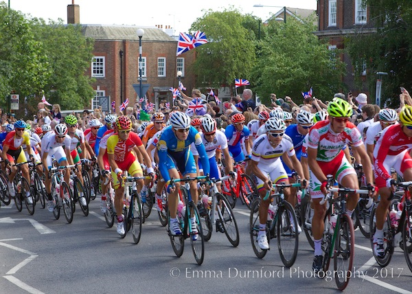 London Olympics 2012 - Road Cycling