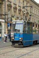Number 13 tram