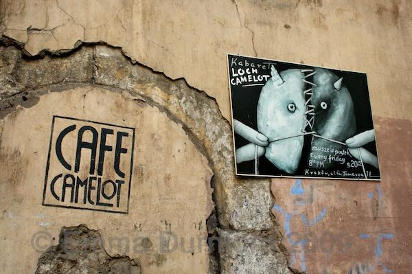 Cafe Camelot