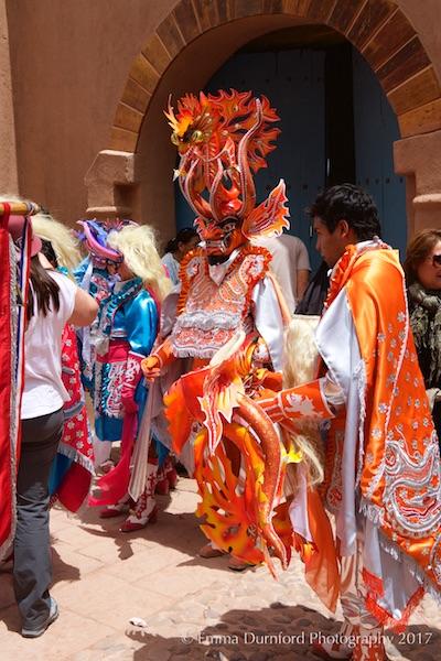 Festival preparations