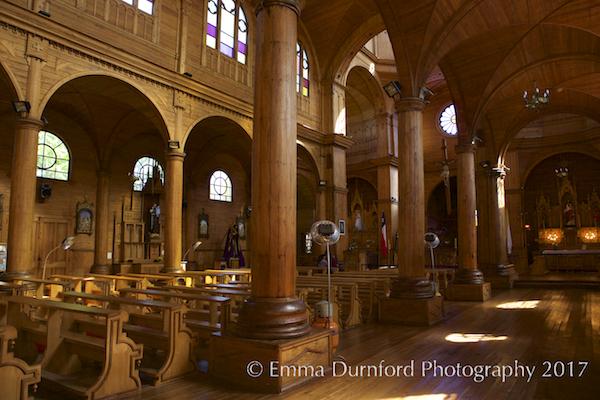 Church of San Francisco - interior
