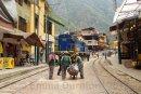 Machu Picchu Pueblo railway