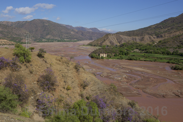 Pilcomayo river
