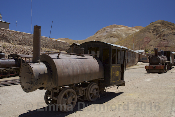 Pulacayo Mine