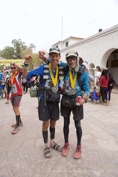 Ultra runners