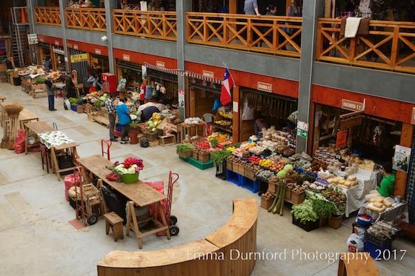 Ancud market
