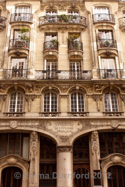 Syndicat de l'Epicerie building