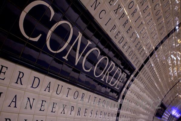 Concorde Metro