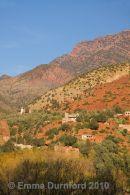 Atlas Mountain foothills