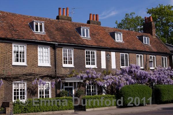 Peg Woffington's Cottage