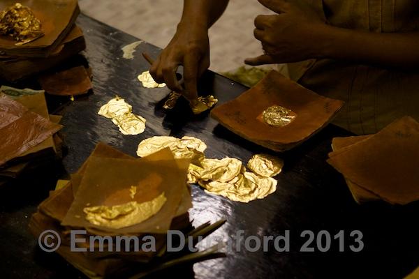 Gold workshop