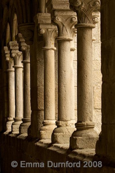 San Estevo benedictine monastery