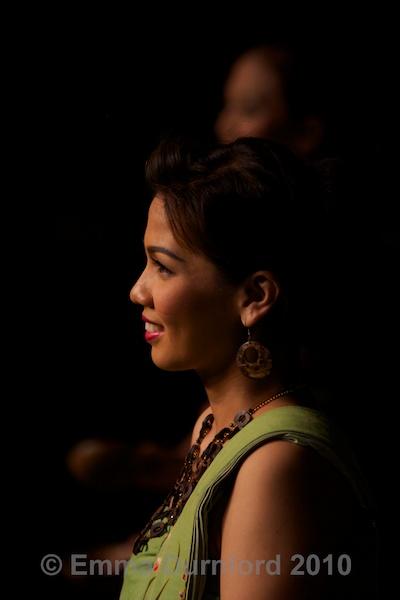 Dancer at the 'Thai Cultural Show'