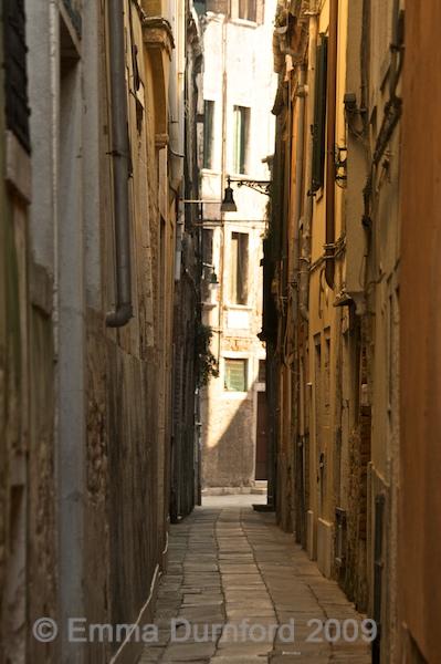Venetian 'Calle'