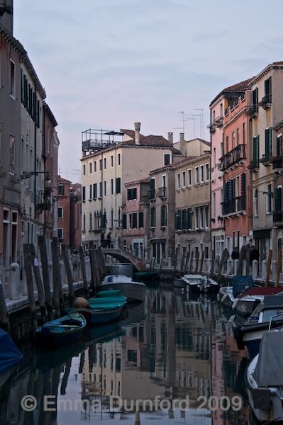 Venetian dusk