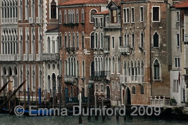 Venetian Palazzos