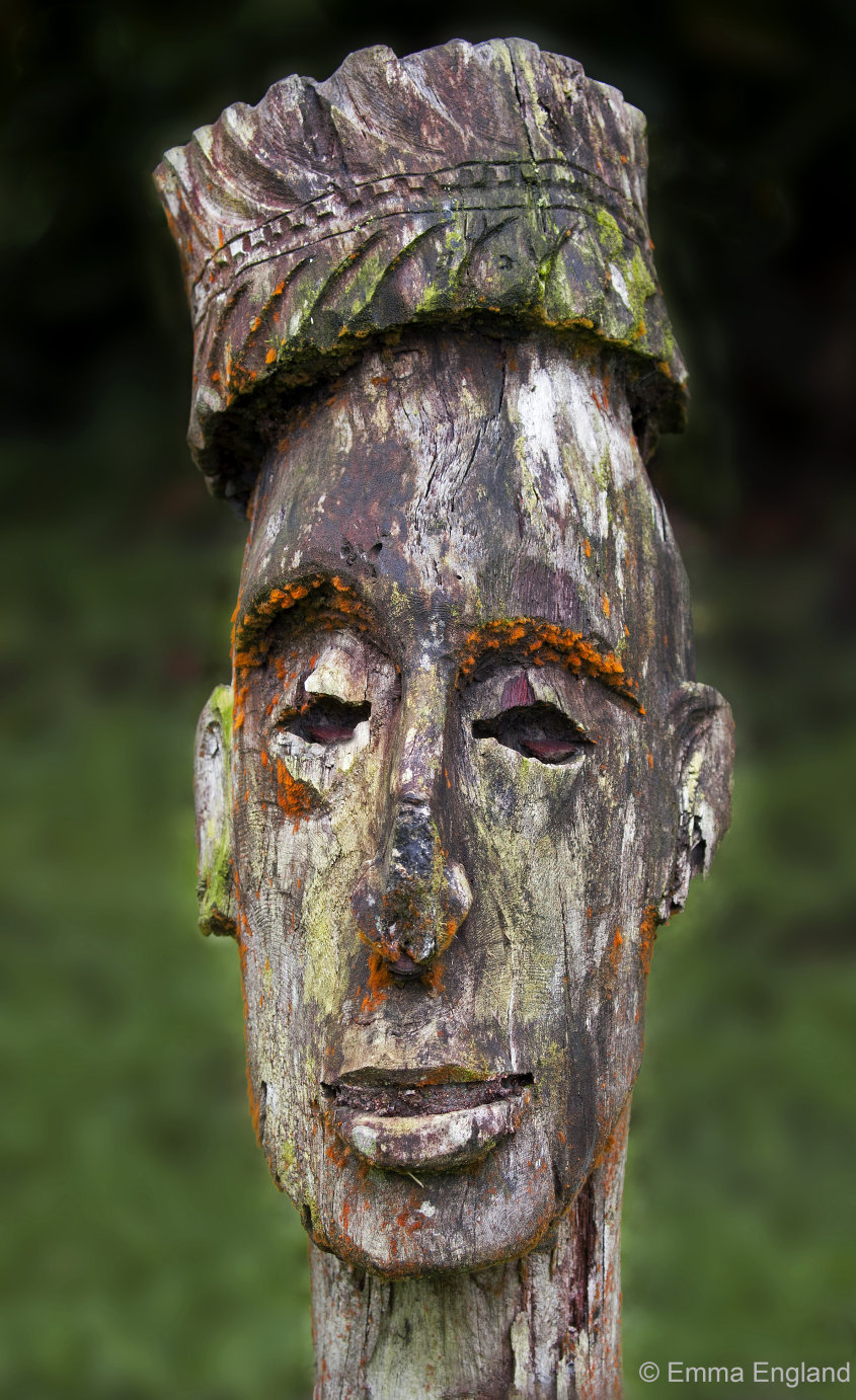 The Wooden Man