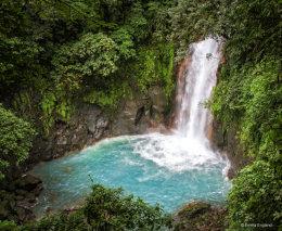 Azure Waterfall