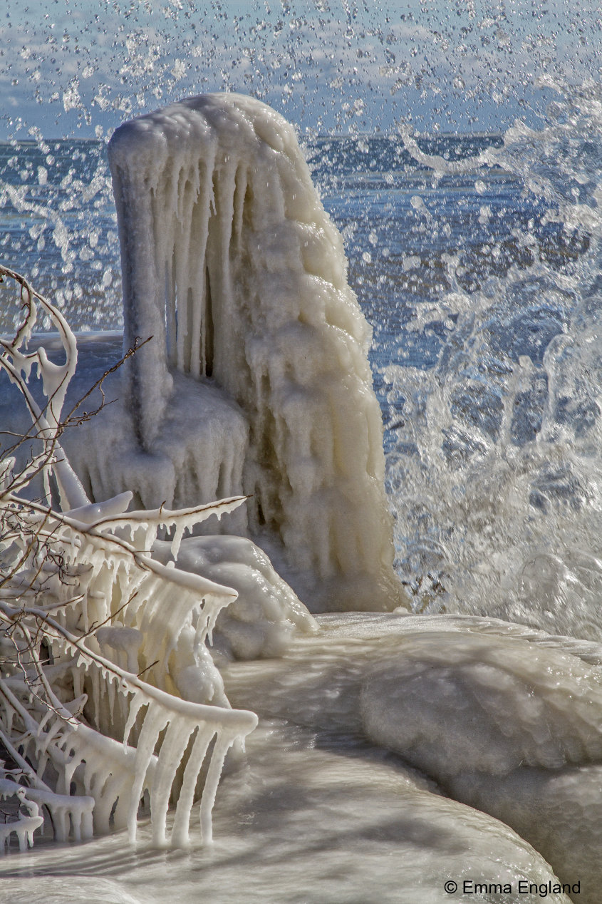 Ice structures