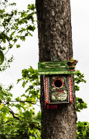 Norway BirdHouse