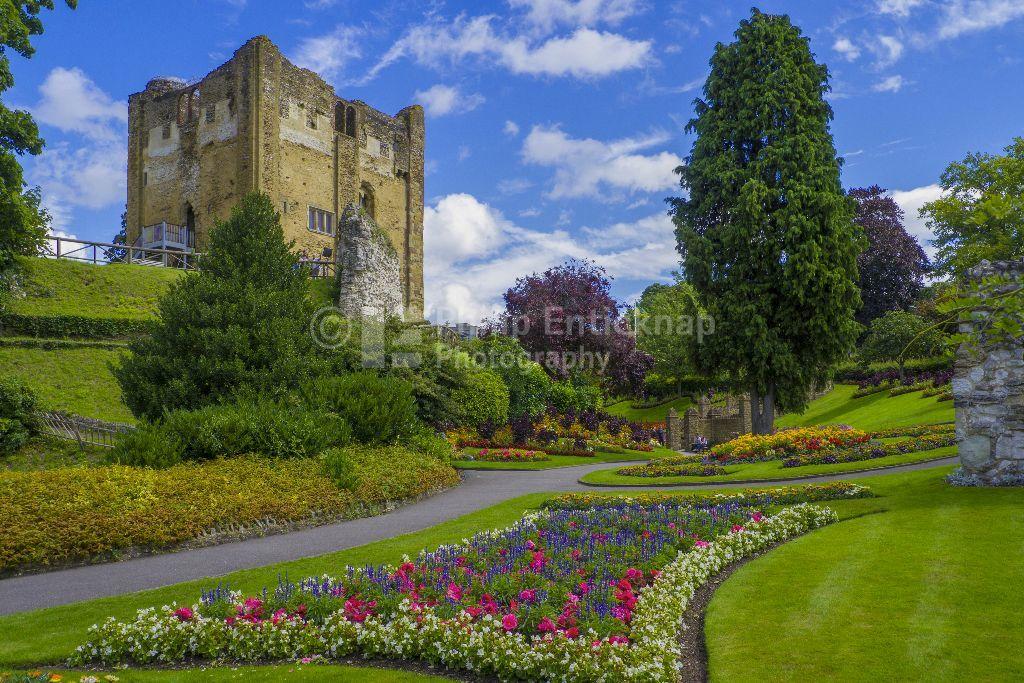 Guildford Castle Keep & Grounds ,Surrey England,2017
