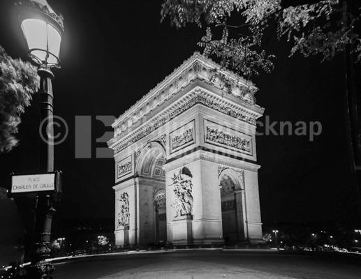 Arc de Triomphe Paris,France
