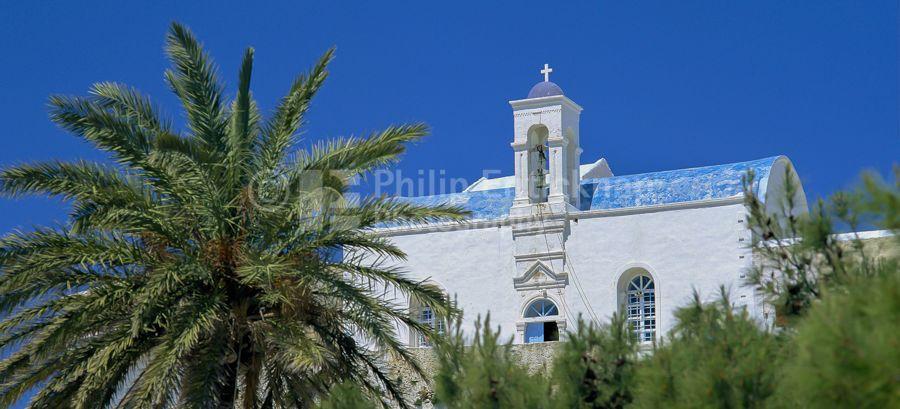 Chrisoskalitissa Monastery,Crete,
