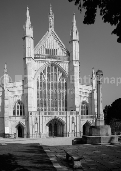 Winchester Cathedral ,Hampshire,England.