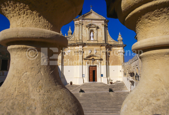 Cathedral of Our Lady of the Assumption,Victtoriosa ,Gozo