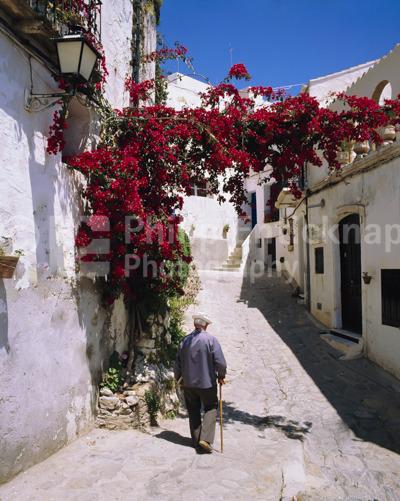 Mojacar,Andalusia, Spain